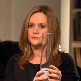 samantha bee is awesome